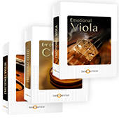 Emotional Viola, Violin & Cello - Live Stream with Alex Pfeffer