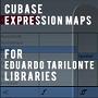 Expression Maps for Eduardo Tarilonte Libraries