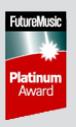 Future Music, Platinum Award