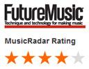 MusicRadar Rating 4 Stars