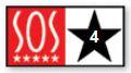SOS 4 Sterne