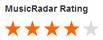Music Radar Rating