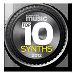 Computer Music Top Ten Synths 2012