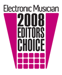 Electronic Musician Editors Award