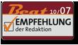 Beat - Empfehlung der Redaktion
