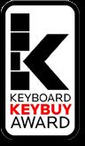 Keyboard Mag Keybuy Award