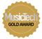 Music Tech Gold Award