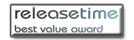 releasetime best value award