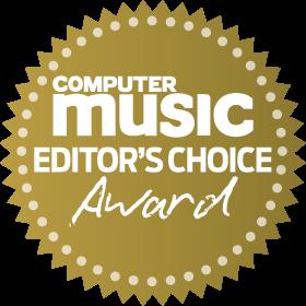 ComputerMusic Editors Choice Award