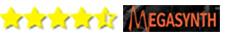 Megasynth 5 stars