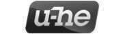 U-HE Logo