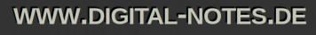 Digital Notes Logo