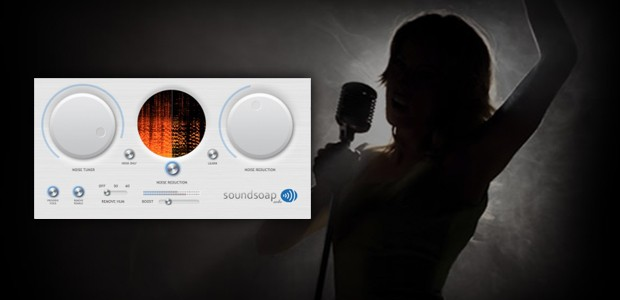 SoundSoap Solo Banner