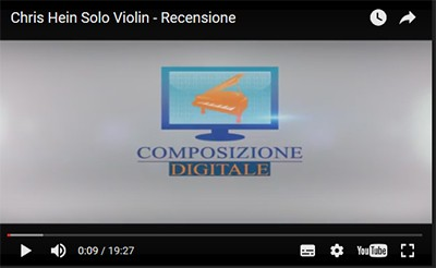Video tutorial Italian language