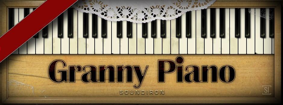 Instrument Series Granny Piano