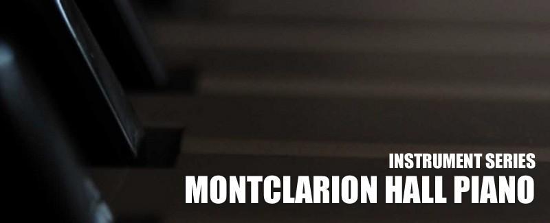 Instrument Series Montclarion Hall Piano