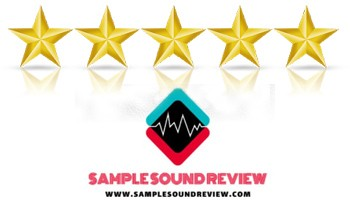 SampleSoundReview Logo 85 Stars