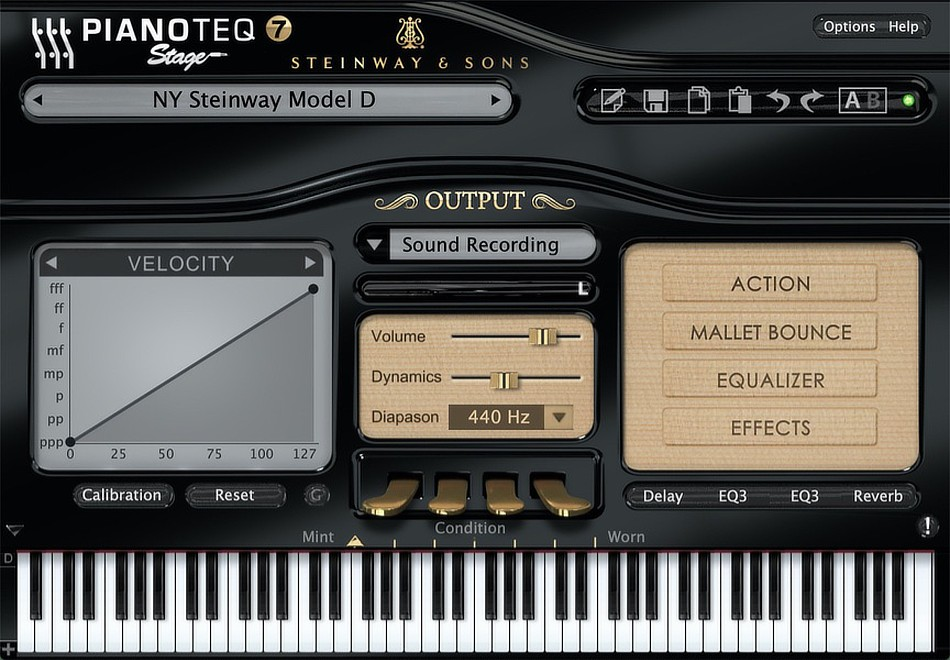 Pianoteq 7 Stage