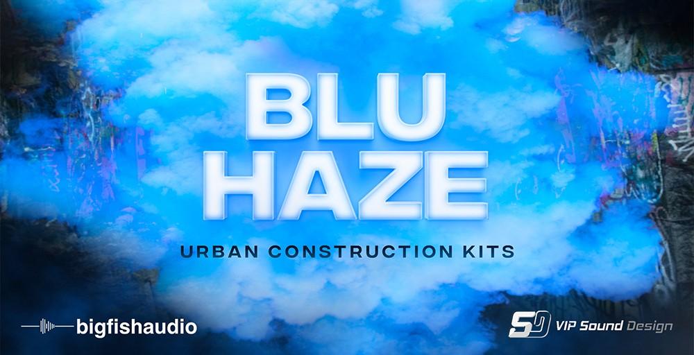Blu Haze Banner