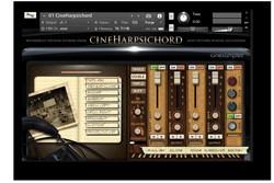 cineharpsichord interface