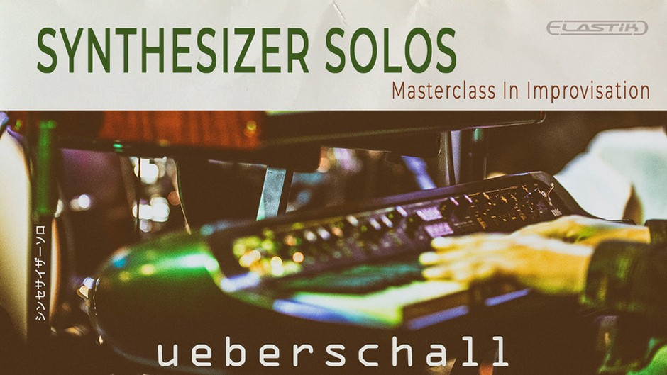 Synthesizer Solos Header