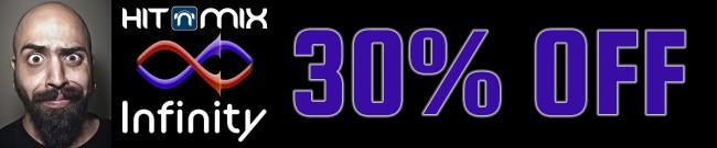 Banner HitnMix Black Friday Sale: 30% OFF