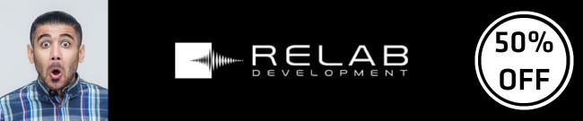 Banner Relab Development - November Sale