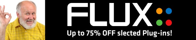 Banner Flux: Up to 75% OFF