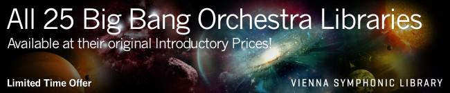 Banner VSL: Big Bang Orchestra Special