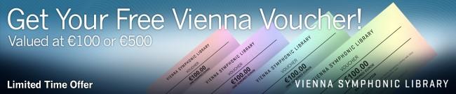 Banner Vienna Vouchers - Buy 3 Get 1 Free