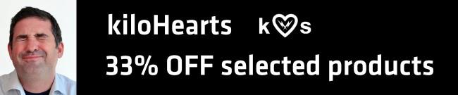 Banner Kilohearts - 33% OFF