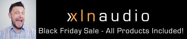 Banner XLN Audio - All Products On Sale