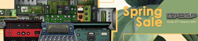 Banner McDSP - Spring Sale - Up to 75% Off