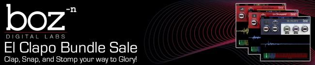 Banner Boz Digital Labs - El Clapo Bundle Sale
