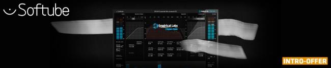 Banner Softube - Empirical Labs Trak Pak