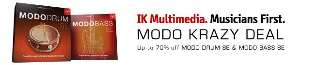Banner IKM - MODO Krazy Deal - 70% Off