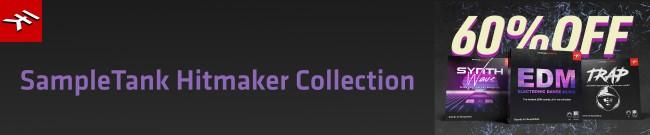 Banner IKM - SampleTank Hitmaker Collection Deal