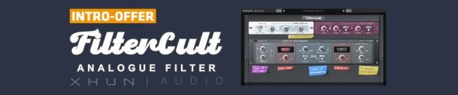 Banner Xhun - FilterCult Intro Offer