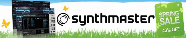 Banner KV331 Audio - Spring Sale - Up to 40% Off