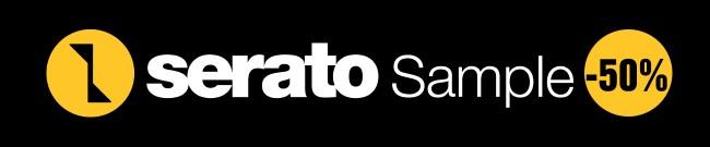 Banner Serato Sample Sale - 50% Off
