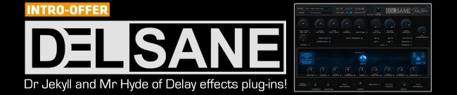 Banner Rob Papen DelSane Intro Offer
