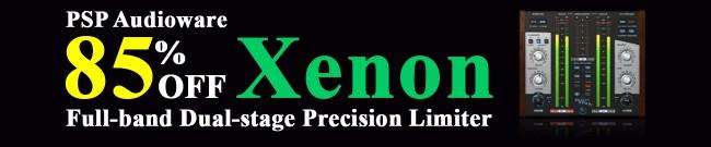 Banner PSP Audioware - 85% Off Xenon