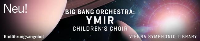 Banner VSL: Big Bang Orchestra - Ymir - Intro Offer
