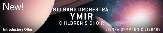 Banner VSL: Big Bang Orchestra - Ymir - Intro Offer