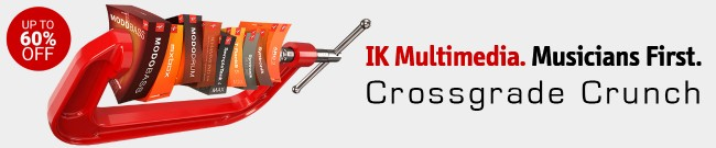 Banner IKM - Upgrades and Crossgrades up to 60% off