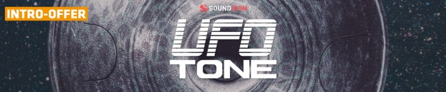 Banner Soundiron - UFO Tone - Intro Offer