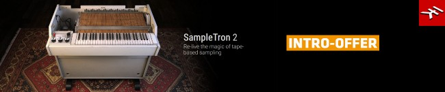 Banner IKM - SampleTron 2 - Intro Offer