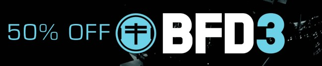 Banner BFD Sale - 50% OFF BFD3