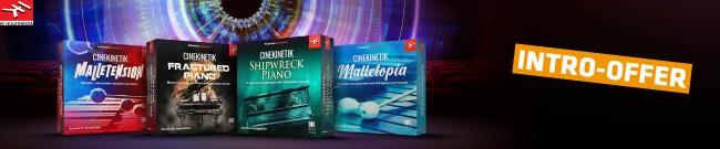 Banner IKM - Cinekinetik Collection - Intro Offer