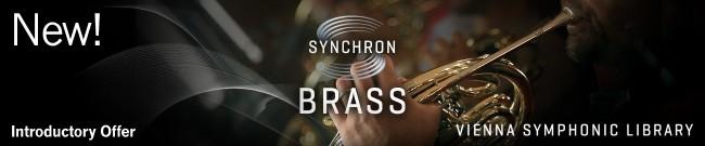 Banner VSL - Synchron Brass - Intro Offer